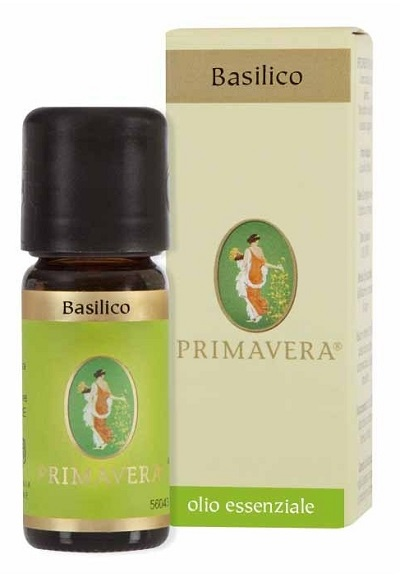 BASILICO OLIO ESS 10ML - Farmacia 33