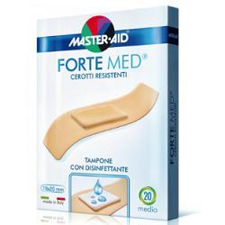 CEROTTO MASTER-AID FORTE MED MEDIO 20 PEZZI - Antica Farmacia Del Lago