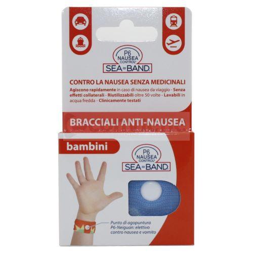 BRACCIALE PER NAUSEA PER BAMBINI P6 CONTROL - Farmastar.it