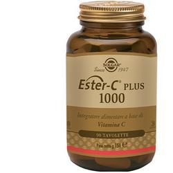 ESTER C PLUS 500 100 CAPSULE VEGETALI - Zfarmacia