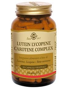 Lutein Lycopene Carotene Complex 30 Capsule - Farmalilla