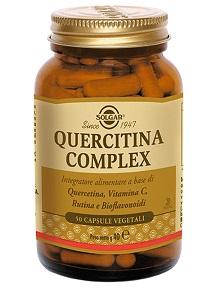 QUERCITINA COMPLEX 50 CAPSULE VEGETALI - Farmacia 33