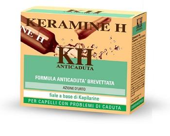 KERAMINE H ANTICADUTA 12 FIALE 6 ML - FARMAEMPORIO