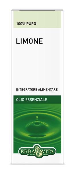 LIMONE EXTRA OLIO ESSENZIALE 10 ML - FARMAEMPORIO