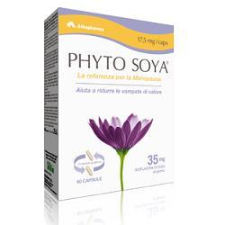 PHYTOSOYA 17,5MG 60 CAPSULE - FARMAEMPORIO