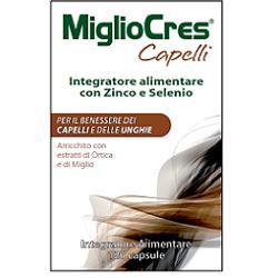 MIGLIOCRES CAPELLI 120 CAPSULE - Farmabravo.it