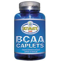 BCAA200 CAPLETS 200 CAPSULE - FARMAEMPORIO
