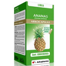 Arkocapsule Linea Drenante Ananas Integratore 90 Capsule - La tua farmacia online