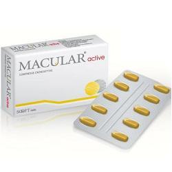 MACULAR ACTIVE 20 COMPRESSE - La tua farmacia online