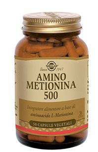 AMINO METIONINA 500 30 CAPSULE VEGETALI - Farmacia 33