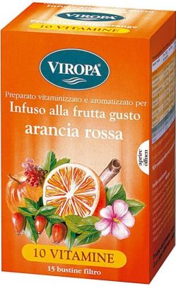 VIROPA 10 VIT ARANCIA RO15BUST - Parafarmaciabenessere.it