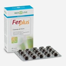 BIOSLINE FERPLUS VITAMINA C 60 CAPSULE - Farmastar.it