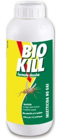 BIOKILL INSETTICIDA NO GAS 1000 ML - FARMAEMPORIO