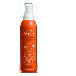 AVENE SOLARE PELLI SENSIBILI LATTE  SPRAY SPF20 200 ML - Farmastar.it