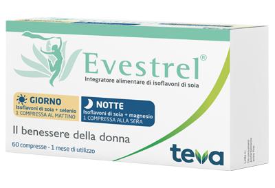 EVESTREL GIORNO NOTTE 60 COMPRESSE - Zfarmacia