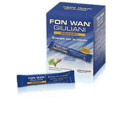 Fon Wan Giuliani Memory Integratore Stanchezza Mentale 12 Bustine Stick Pack - La tua farmacia online