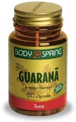 BODY SPRING GUARANA' 50 CAPSULE - La tua farmacia online