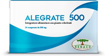 ALEGRATE 500 30 COMPRESSE - FARMAEMPORIO