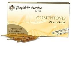 ZINCO RAME OLIMENTOVIS 60ML - FARMAEMPORIO