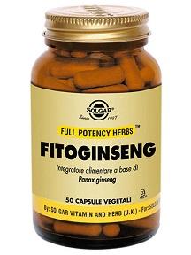 FITOGINSENG 50 CAPSULE VEGETALI - Farmacia 33