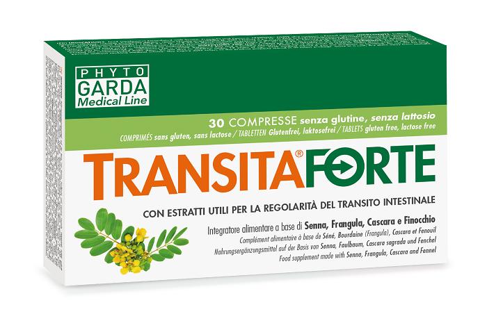 Phyto Garda Transita Forte Integratore Regolarità Intestinale 30 Compresse - La tua farmacia online