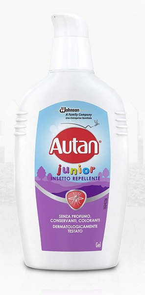 Autan Family Care Junior 100 ml - Farmalilla