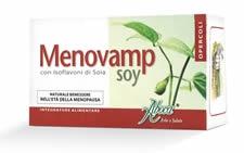 MENOVAMP SOY 60 OPERCOLI BLISTER - Antica Farmacia Del Lago