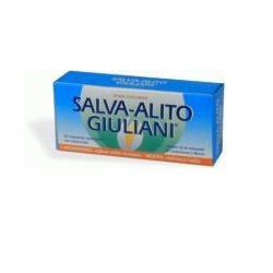 SALVA ALITO MENTA FORTE 30 COMPRESSE - Farmacento