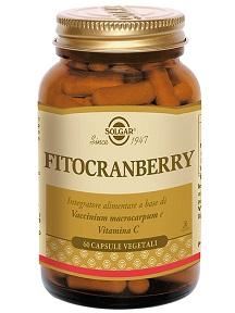 FITOCRANBERRY 60 CAPSULE VEGETALI - Farmacia 33