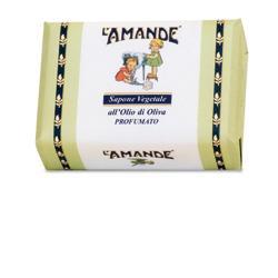 L'AMANDE MARSEILLE SAPONE VEGETALE OLIO DI OLIVA 200 GRAMMI - La tua farmacia online