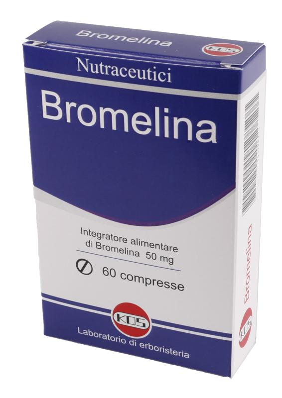 BROMELINA 60 COMPRESSE - FARMAEMPORIO
