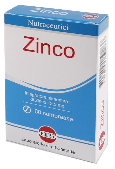 ZINCO 60 COMPRESSE - FARMAEMPORIO