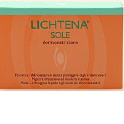 Licthena Dermonutriente Idratante Solare 30 Compresse - La tua farmacia online