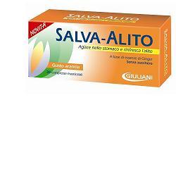 SALVA ALITO GIULIANI ARANCIA 30 COMPRESSE - FARMAEMPORIO