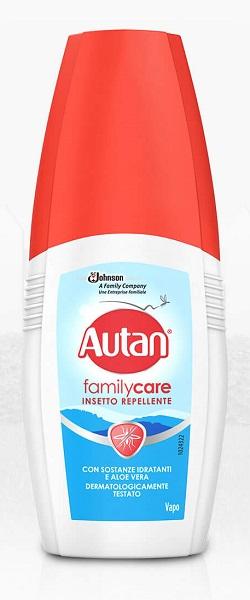 Autan Family Care Vapo 100 ml - Farmalilla