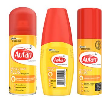 Autan Protection Plus Vapo 100 ml - Farmalilla