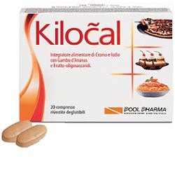 KILOCAL 20 COMPRESSE - Farmaciaempatica.it