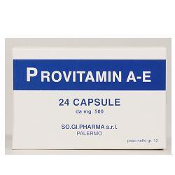 PROVITAMIN AE 24 CAPSULE NUOVA FORMULA - Farmabravo.it