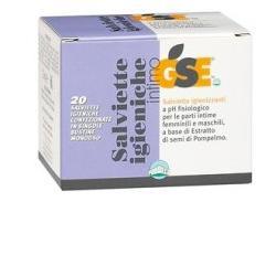 GSE INTIMO SALV IGIEN MON 20PZ - La tua farmacia online