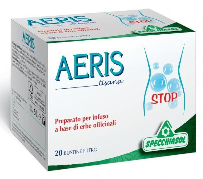 AERIS TISANA 20 FILTRI - Farmacia 33
