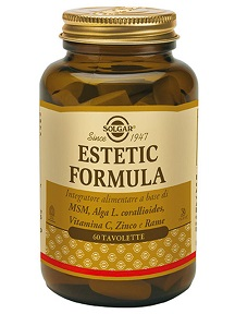 SOLGAR ESTETIC FORMULA 60 TAVOLETTE - Farmastar.it
