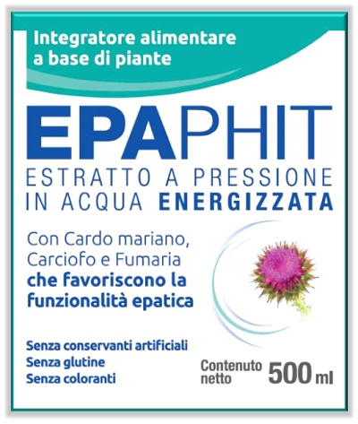 EPAPHIT 500 ML - FARMAEMPORIO