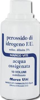 ACQUA OSSIGENATA 10VOL 3% 200G - La tua farmacia online