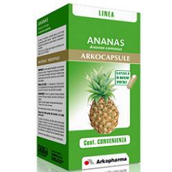 ANANAS ARKOCAPSULE GAMBO 45 CAPSULE - Farmalandia