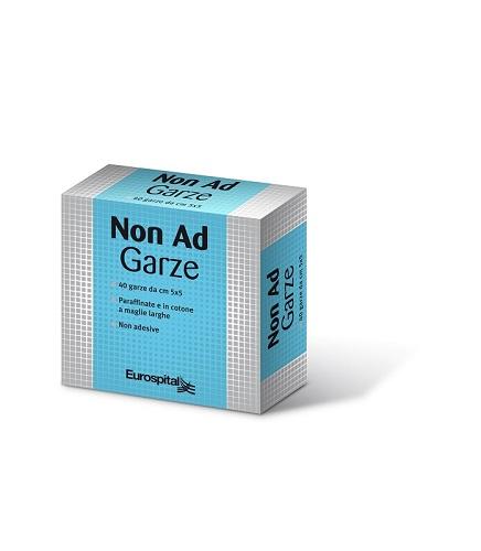 GARZA PARAFFINATA NON AD 5X5 CM 40 PEZZI - Farmawing