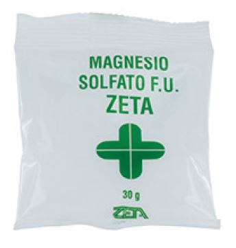 MAGNESIO SOLFATO POLVERE 30 G - Farmastar.it