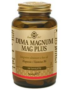 DIMA MAGNUM MAG PLUS 100 TAVOLETTE - Zfarmacia
