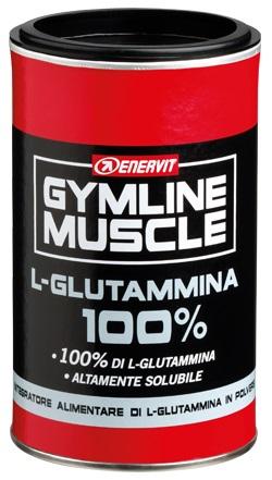 GYMLINE MUSCLE L-GLUTAMMINA 200 G - FARMAEMPORIO