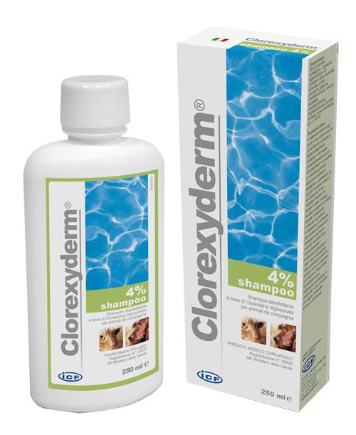 CLOREXYDERM SH 4% 250ML - Farmamille