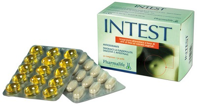 INTEST INTOLERANCE 30 COMPRESSE + 30 PERLE - Parafarmaciabenessere.it